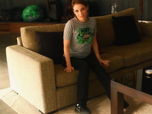 Geil auf dem Sofa