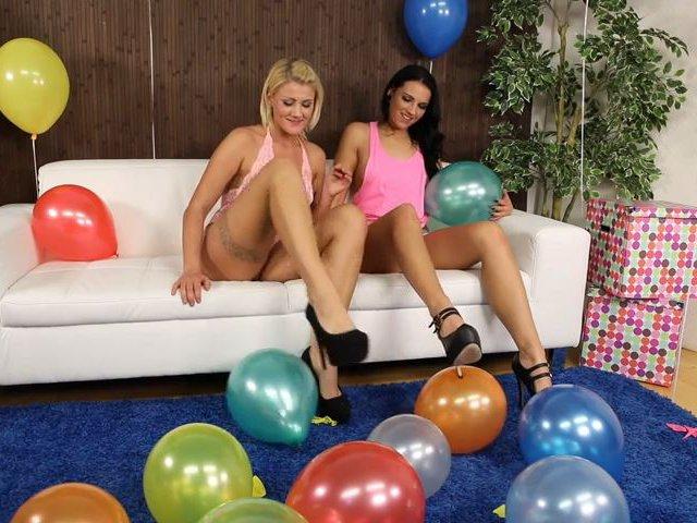 Ballon-Spiele 3