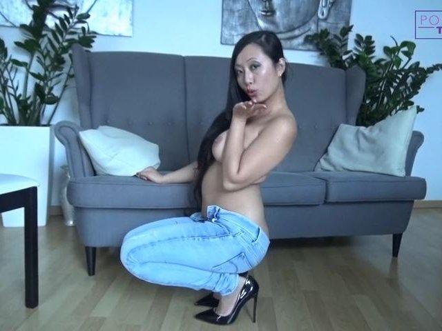 Dirty Talk - Mein Jeans Arsch will deine Sahne!
